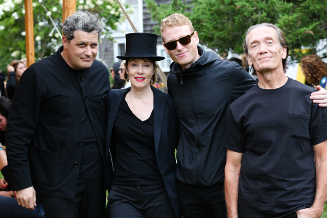 Isaac Mizrahi Suzanne Vega Teddy Thompson GE Smith
